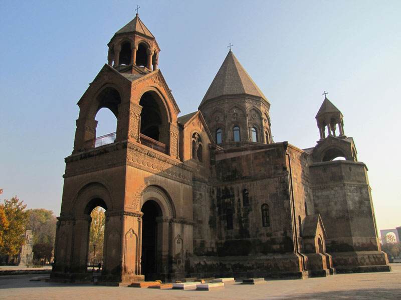 Ejmiatsin Mother Cathedral